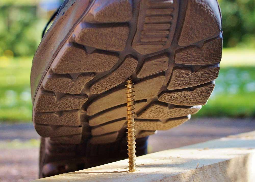 Shoe Screw