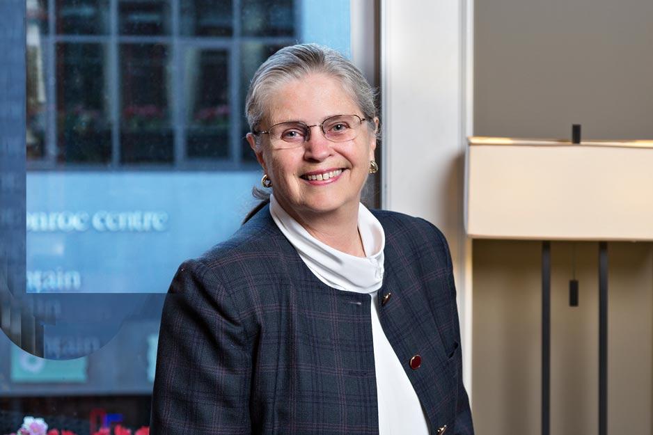 Photo of Attorney Ann M. Cooper