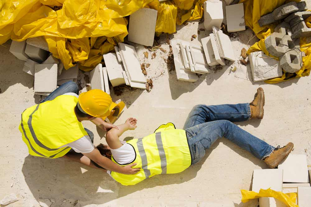 Personal Injury at Construction Site